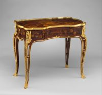 Jean-Franois Oeben | Mechanical table | French | The Met