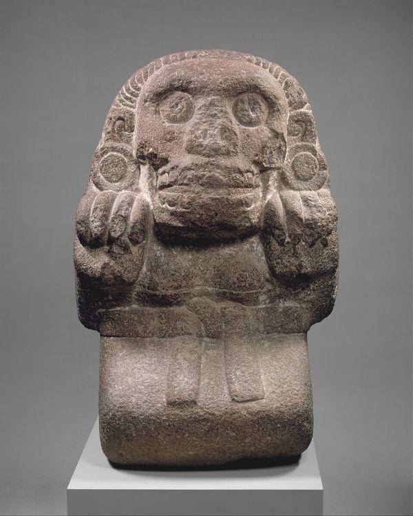 Cihuateotl Aztec Met