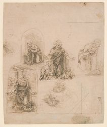 Renaissance Drawings: Material and Function Essay The Metropolitan Museum of Art Heilbrunn Timeline of Art History