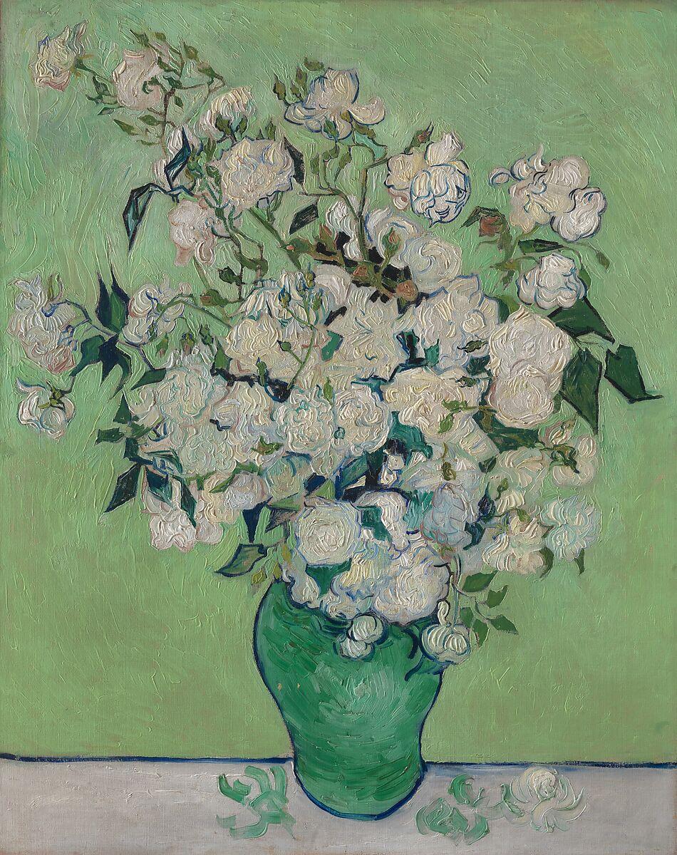 Comment Est Mort Van Gogh : comment, Vincent, Roses, Metropolitan, Museum