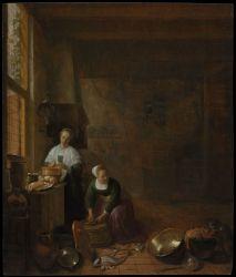 Johannes Vermeer 1632 1675 and The Milkmaid Essay The Metropolitan Museum of Art Heilbrunn Timeline of Art History