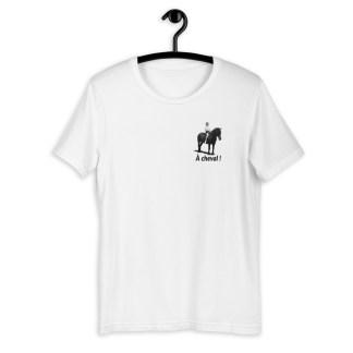 à cheval t-shirt