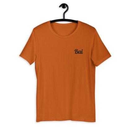 Bai cheval t-shirt cavalière