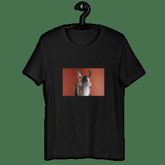 cheval t-shirt équitation Marrakech poney cavalière