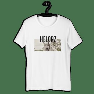 t-shirt équitation cheval poney Helorz