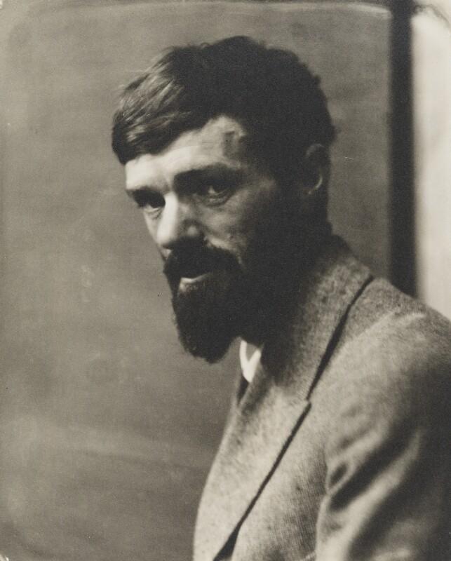 Resultado de imagen para Fotos de D. H. Lawrence