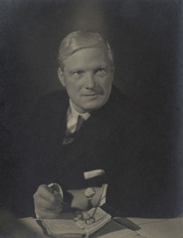 NPG x24046; Rupert Edward Cecil Lee Guinness. 2nd Earl of Iveagh - Portrait - National Portrait Gallery