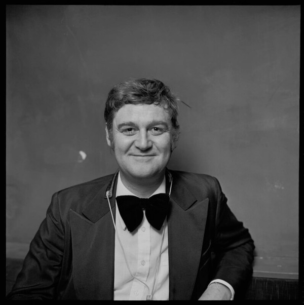 Npg X137511; David Barlow - Portrait National