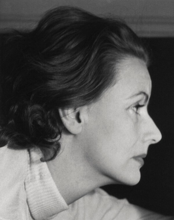 NPG x40126 Greta Garbo Large Image National Portrait