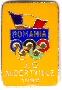 Albertville 1992 pin's olympique CNO