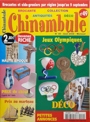 Magazine Chinambule