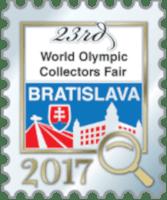 2017 Bratislava olympic fair logo