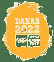 2022 Dakar YOG logo