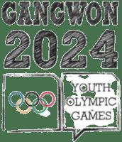 2024 Gangwon YOG logo