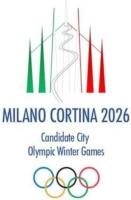 2026 Milan-Cortina bid city logo