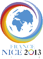 2013 Nice Francophone games logo