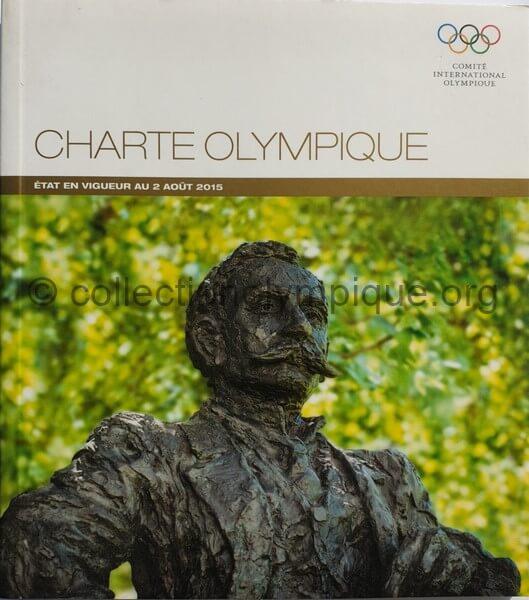 Charte Olympique 2015