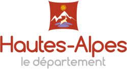 Olympic and sport exposition, General Council of Hautes-Alpes logo
