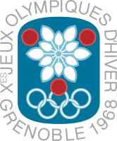 Logo Grenoble 1968