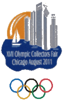 Logo Foire olympique Chicago 2011
