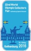 Logo Foire Olympique Göteborg 2016