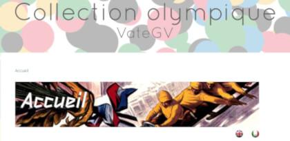 liens olympiques site VateGV