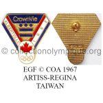 76 05 partenaires équipes étrangères sponsor CrownVie Canada