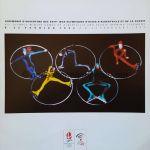 1992 Albertville olympic opening ceremony program