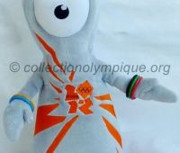2012 London Olympic mascot, Wenlock