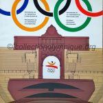 1992 Barcelone programme olympique cérémonie ouverture