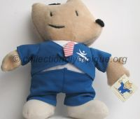 1992 Barcelona Olympic mascot, Cobi the dog