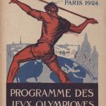 1924 Paris olympic daily program athletics