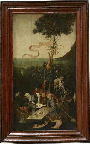 La Nef Des Fous (bosch) : (bosch), Louvre, Collections