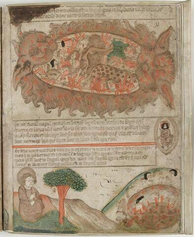 La Bête De L Apocalypse : bête, apocalypse, Apocalypse, Diable,, Bête, Prophète., Sépulcre, Rendant, Morts, Louvre, Collections