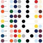 How To Choose The Colour Palette For Your Wardrobe Collective Gen
