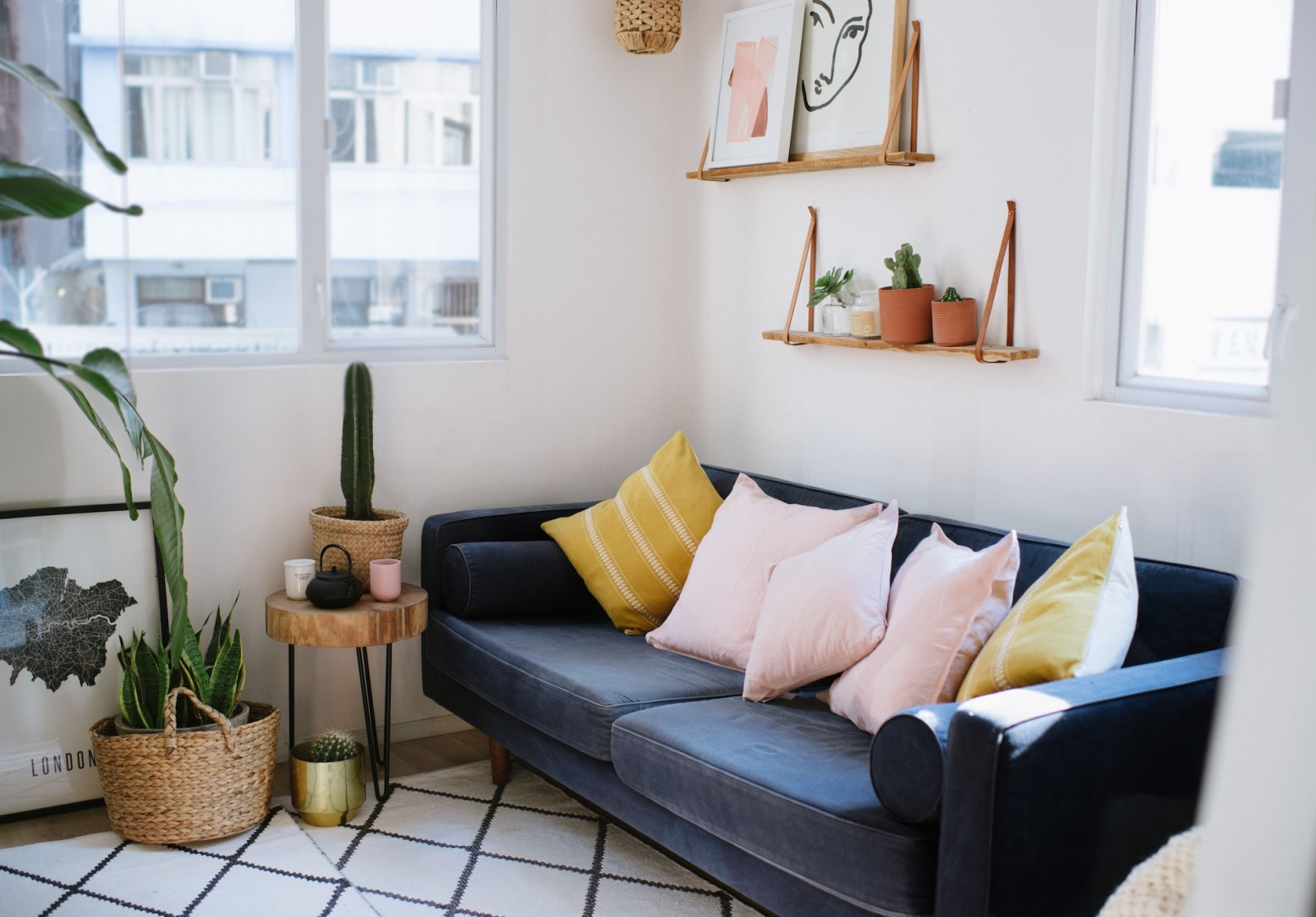 How To Make Your Tiny Living Space Look And Feel Huge