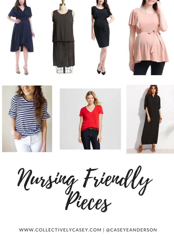 Nursing Friendly Style Roundup Collectively Casey