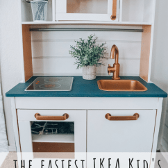 Kitchen Kid Decorating Ikea S Hack Collectively Casey
