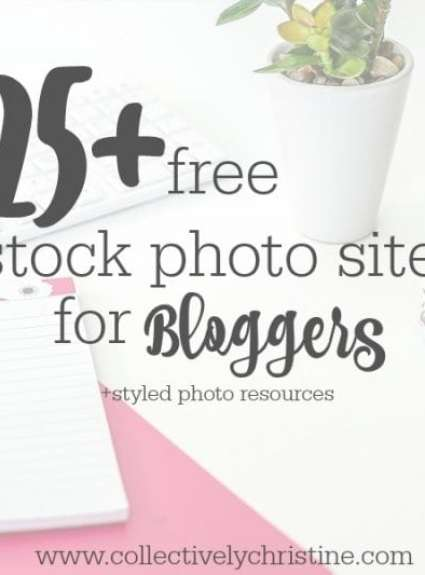 25 Gorgeous Stock Photo Sites