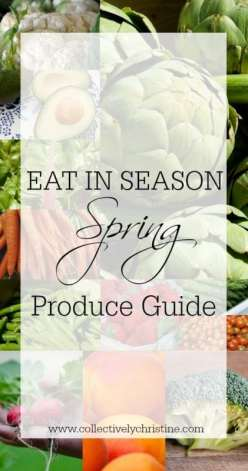 Spring Produce Guide