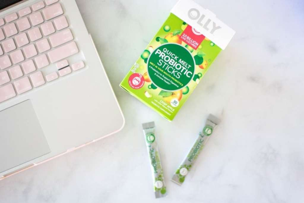OLLY Probiotic Sticks
