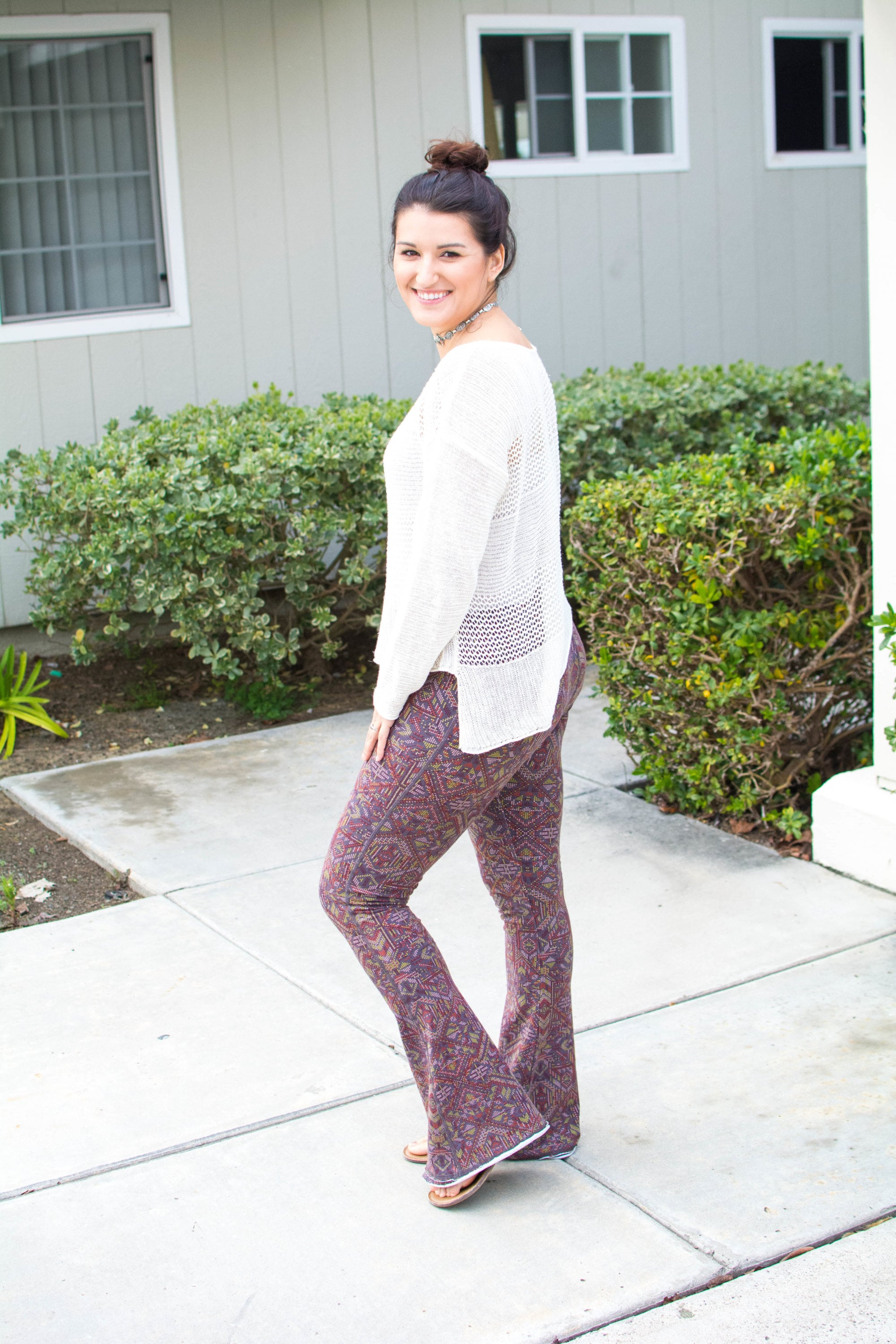 Juniper pants liana sweater prana spring