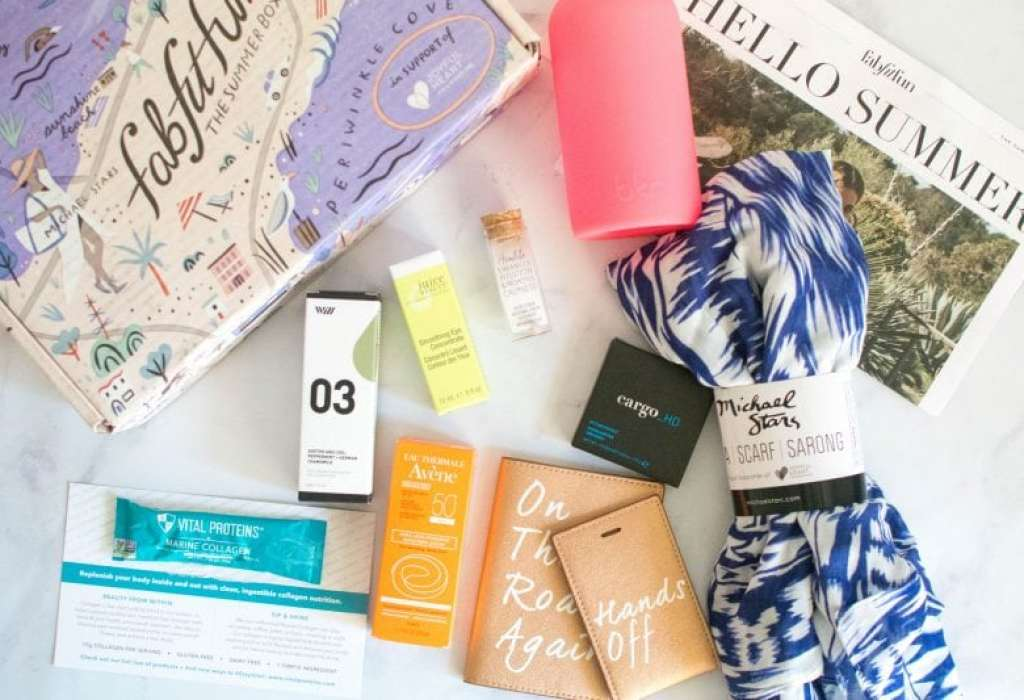 FabFitFun Summer 2017 Unboxing + Review