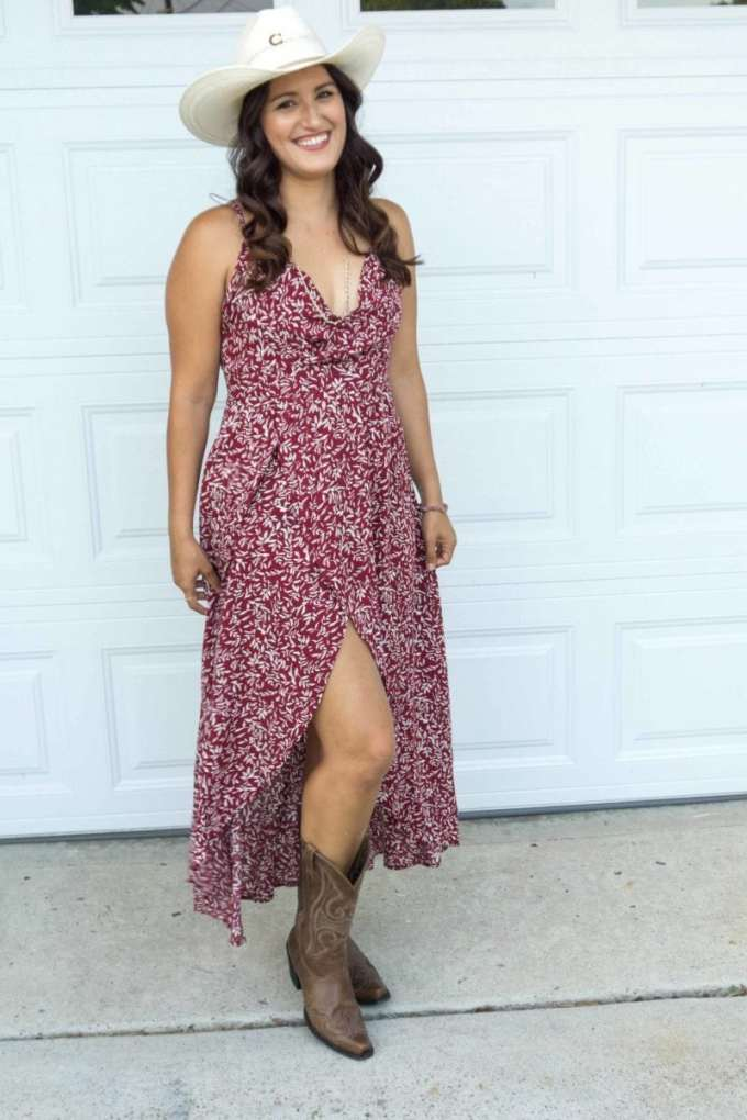 country western outfit