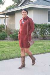 FALLing in love with the prAna Archer Dress