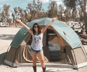 Festival Camping Tips + Ultimate Packing List