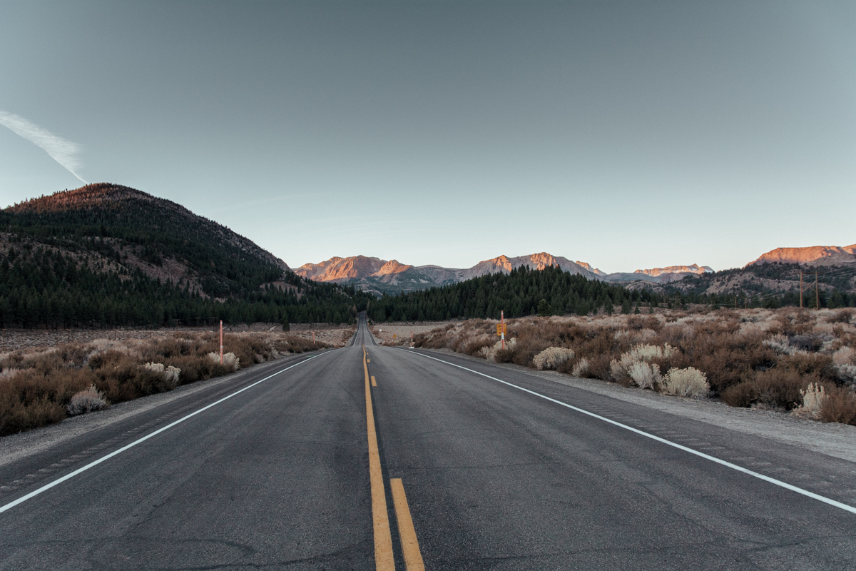 June Lake Loop Sunrise Photo
