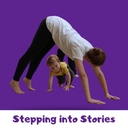 Toddler and preschool movement class