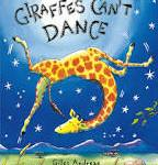 Giraffes Can't Dance Book Cover