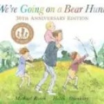 We're Going on a Bear Hunt Front Cover